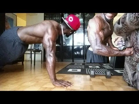 Full Triceps Home Workout For Bigger Arms