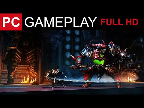 Castlevania Lords of Shadow Mirror of Fate HD Gameplay (PC HD)