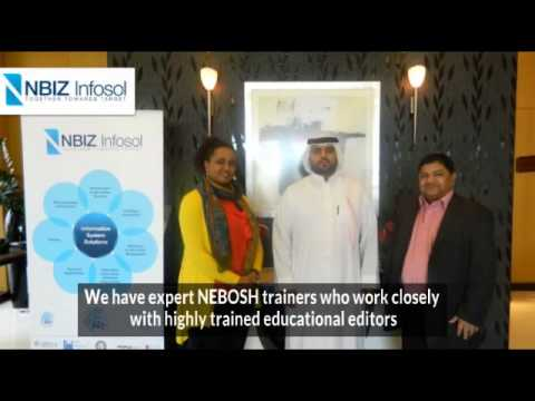 NEBOSH courses - Nbiz Infosol, Abu Dhabi, UAE