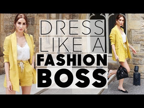 Cheap Girl Secrets To Dress Like a Fashion Boss