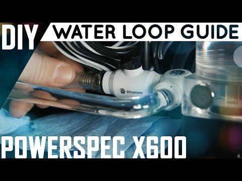Water Loop Guide | Draining & Flushing