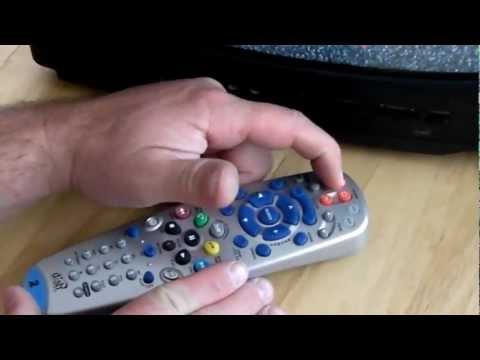 How to program your DISH Network remote to your tv