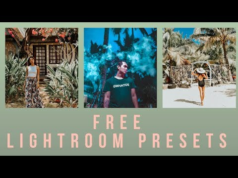 How to buy lightroom presets -
