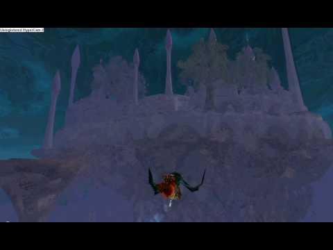 Flightmount Upside down flying in WoW