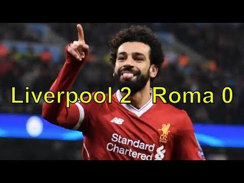 Match Preview - Liverpool vs Roma |  champions league Semi-Final  24 Apr 2018