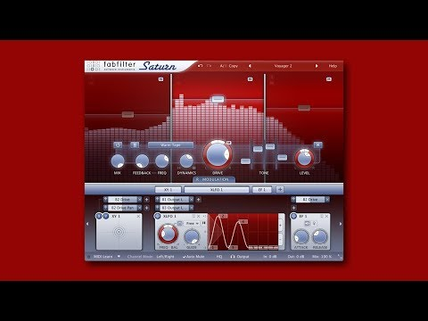 Drum Processing with Saturn by Fabfliter   Better Glitchier Drums