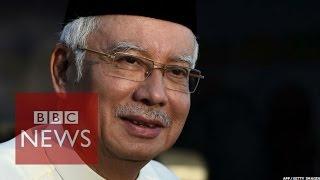 Malaysia PM Najib Razak challenged by Mahathir Mohamed to