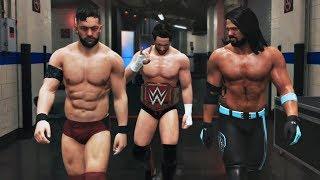 WWE 2K19 My Career Mode | EP 15 | ROYAL RUMBLE!!! TEAMING