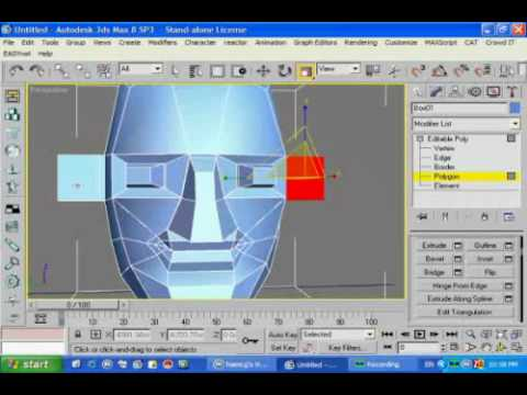 Profithost Guide: How To Model a Cartoon Head In 3D Max!