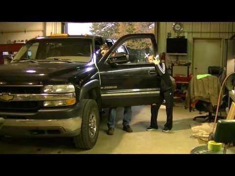 Silverado 2500HD Door Bushings Removal and Install
