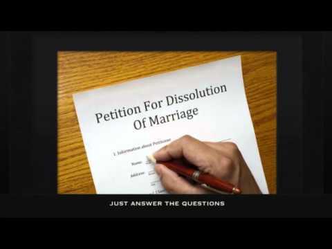 Georgia Divorce Papers