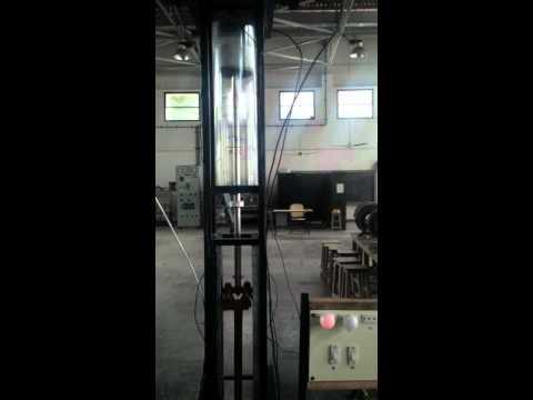 Two stroke marine engine valve timing work. model1
