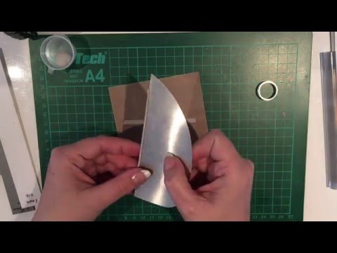 How to use Silver Ring Cores with Metal Art Clay