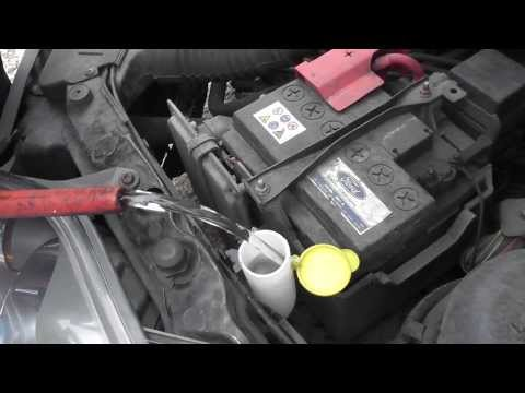 Checking Your Levels for Your Car