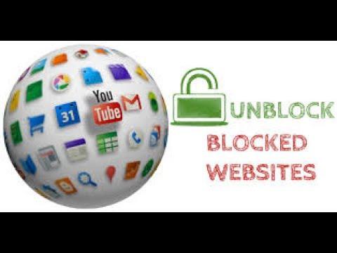 Unblock Restricted Websites using VPN - Must See