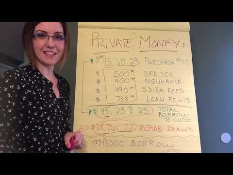 Private Money Deal Structure