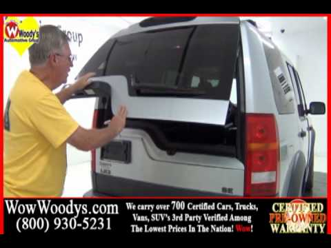 2006 Land Rover Review| Video Walkaround| Used trucks and cars for sale at WowWoodys