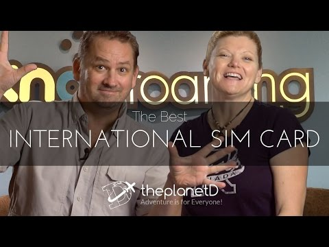 The Best International SIM Card | KnowRoaming