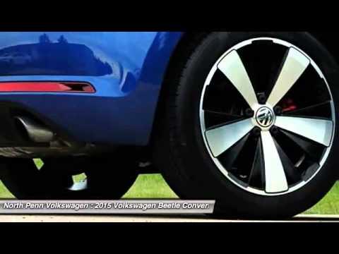 2015 Volkswagen Beetle Convertible Colmar PA U3949