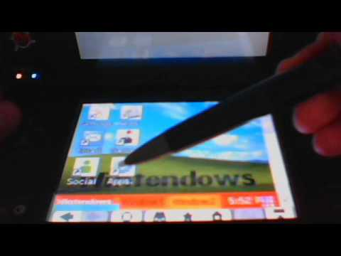 Nintendo DSi XL : All Windows (On DSi Browser)