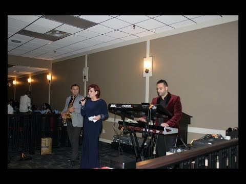 Shqipe Kastrati - Live Music Calgary 2018 (Keyboard: Elvis Tershana)