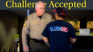 (Crazy) You Won't Believe This Deputy - San Luis Obispo Courthouse - First Amendment Audit