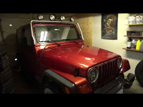 EASILY INSTALLING A JEEP WRANGLER JK SUSPENTION IN A TJ