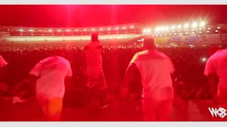 Diamond Platnumz - Live performance at Dar es salaam Taifa Stadium)part3