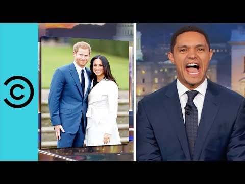 Prince Harry Is Trevor Noah's