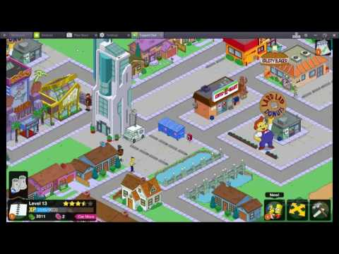 tapped out how to get money and xp