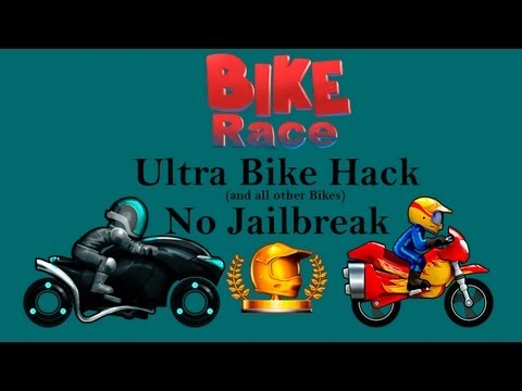 Ultra and Zombie Bike Hack (No Jailbreak)