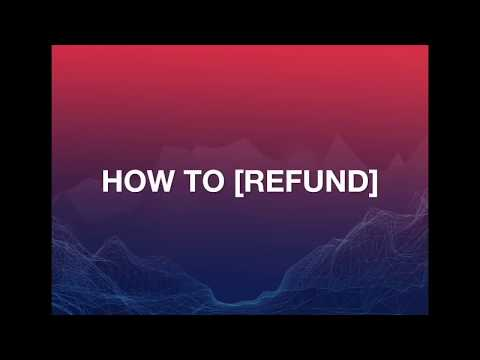 How to ... make a refund in Sweatcoin (iOS version)