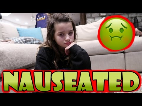 Nauseated 🤢 (WK 326.6) | Bratayley