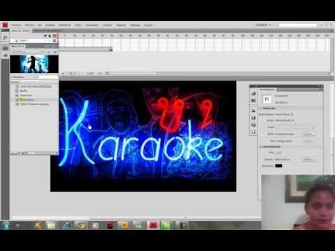 karaoke en flash