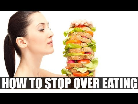 How to Stop Overeating