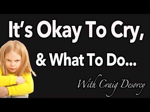 How To Deal With Crying Children