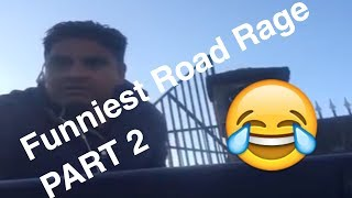 Funniest Road Rage - Indian guys arguing ( PART 2 Full Video )