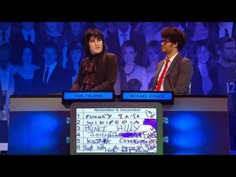 Big Fat Quiz of the Year 2010 - Purpose