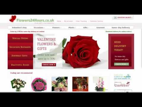London Flower Delivery