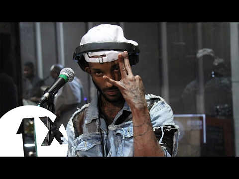 Angel - Grade in the BBC 1Xtra Live Lounge Jamaica