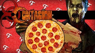 Contagion: Dine and Dash, Phone Alerts, FranDaZombieMan1! (Escape