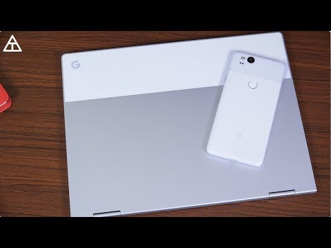 Google PixelBook Review: Worth $1000??