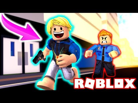 LOGAN PAUL IN ROBLOX JAILBREAK!! - Roblox Jailbreak Roleplay