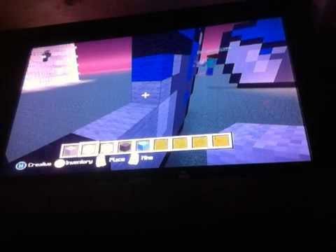 Minecraft xbox 360 pixel art ( water & lava bucket)