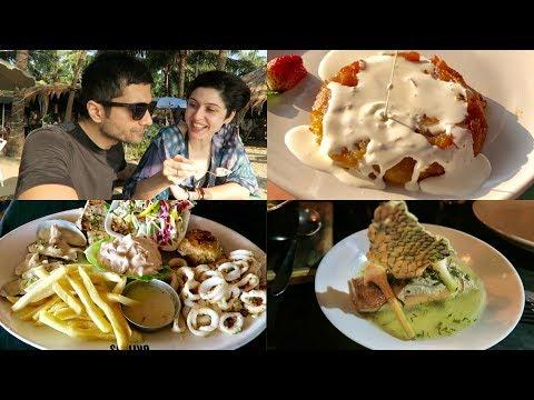 Goa Food Vlog! 🍤🍲🌯🥘