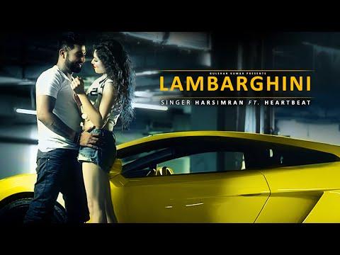Harsimran: Lambarghini (Full Video) HeartBeat   Latest Punjabi Song 2015