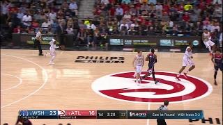 Quarter 1 One Box Video :Hawks Vs. Wizards, 4/28/2017 12:00:00 AM