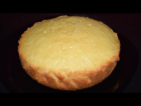Butter Cake Recipe - Without Oven Sponge Cake - Cake in Pressure Cooker