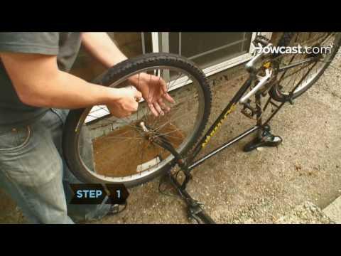 How to Grease Bike Wheel Bearings