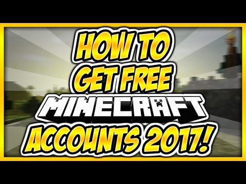 HOW TO GET A FREE PREMIUM MINECRAFT ACCOUNT! *NEW* [100% WORKING] [MULTIPLAYER WORKING] [2017]